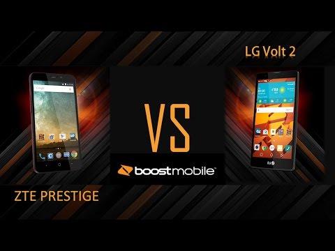 ZTE Prestige VS LG Volt 2 ( boostMobile )