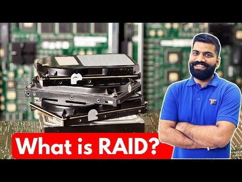 What is RAID? RAID 0, RAID 1, RAID 5, RAID 6, RAID 10 Explained