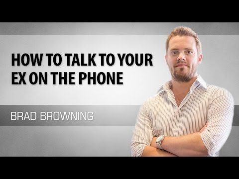 How To Talk To Your Ex On The Phone - Tips For Calling An Ex