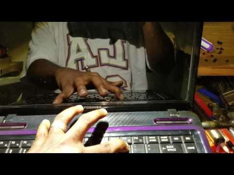 Hard Factory Reset Toshiba Laptops