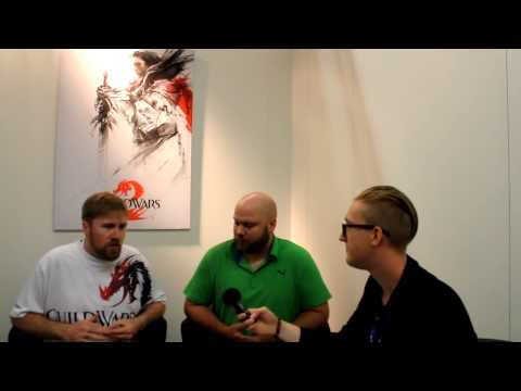 Guildwars 2 Reddit interview