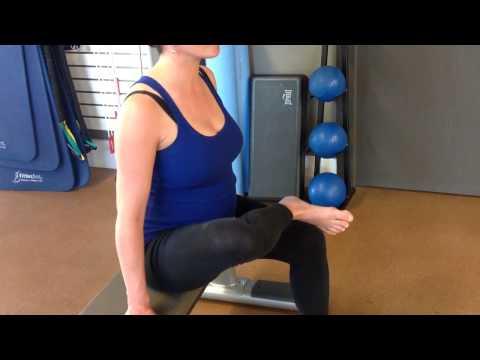 Pregnancy Hip Opener Stretch