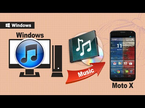 iTunes for Android Music Transfer: How to Transfer/Sync iTunes Music to MOTO X, X+1?
