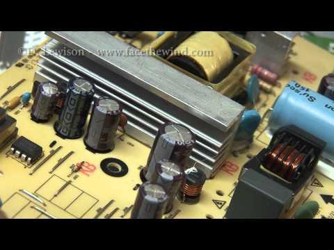 Replacing Capacitors to Repair a 22
