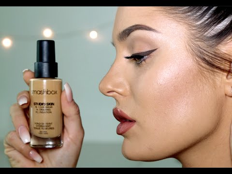 Flawless in ANY Light! Easy Glam Look with Perfect Skin & Plump Lips