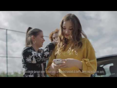 O2 - Oops Free Screen Replacement TV AD