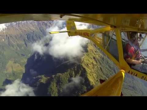 Flying Nepal - Himalaya Range (Annapurna Sanctuary)