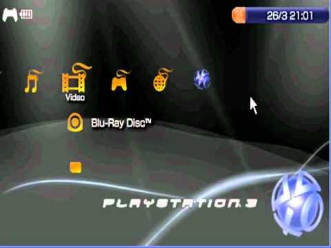 PSP FAKE VERSION 0.00 on 5.00m33 (HD)