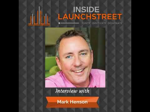 1770: Unlock The SuperPowers That Are Already Inside Of You With Mark Henson From SparkSpace