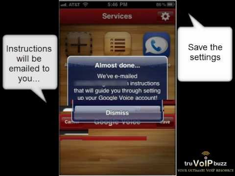 How to enable Google Voice Push notifications using Boxcar on iDevices