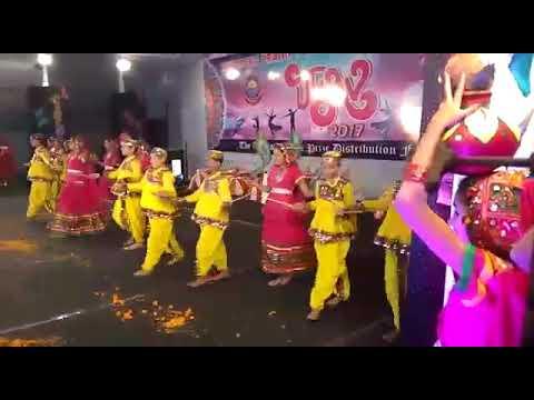 New gujrati dance choreo..by npsingh music teacher