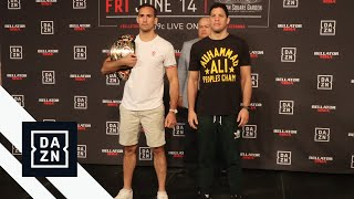 Bellator 222 Weigh-In