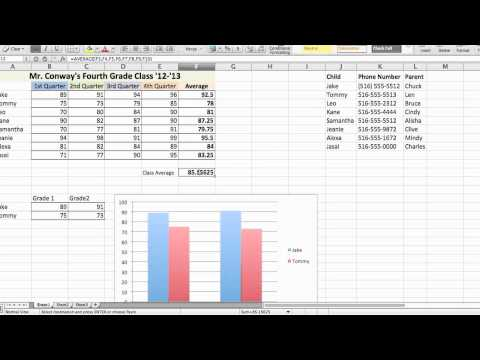 How to Remove Excel Formulas : Using Microsoft Excel