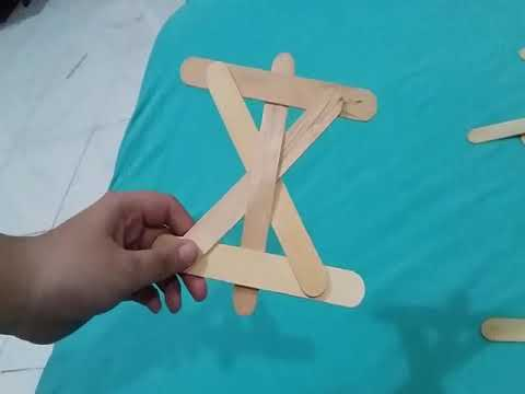 How to make the best exploding popsicle stick boomerang bomb!