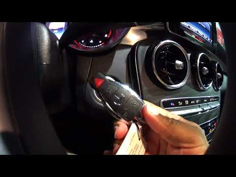 How to disable the push button start on your Mercedes-Benz