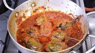 इस तरह से भरवा बैंगन बनाया तो बार बार बनाओगे- bharwa baingan - how to make bharwa baingan