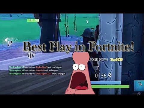 Best Play in 50 v 50 [Fortnite: Battle Royale]