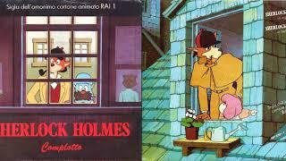 Sherlock Hound (1984) - Extended Italian Theme Song (Stereo)