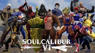 soul calibur 6 character creation Videos - 9tube tv