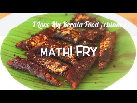 Mathi Varuthathu/ Sardine Fry- chinnuz' I Love My Kerala Food
