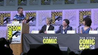 Best Doctor Who Panel Moments | SDCC 2017 | BBC America