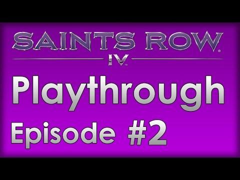 Saints Row IV Walkthrough Part 2