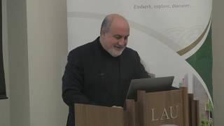"Nassim Nicholas Taleb: ""Localism and its Application to Lebanon"""