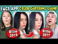 What Happened To Billie Eilish Celeb Face App Challenge