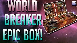 WoW TCG - Repack loot cards break - eBay cornstreetsales - PakVim