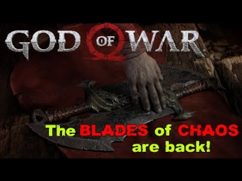 GOD of WAR The BLADES of CHAOS are back!