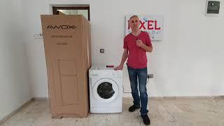 Download AWOX Çamaşır Makinesi AWX6011 6kg İnceleme Video
