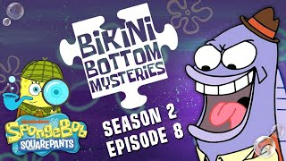 The Cunning Con Man! 😈 Bikini Bottom Mysteries S2 Ep. 8   #SpongeBobSaturdays
