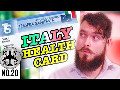 How to get an Italian health insurance card ( Tessera Sanitaria )