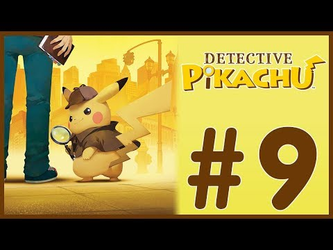 Detective Pikachu - Trevenant Attack! (9)