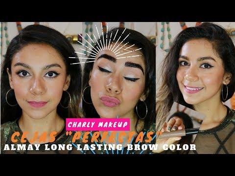 Tinta para cejas Almay Long Lasting Brow Color | Cejas perfectas | Charly Makeup