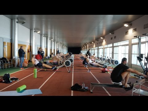 GB Rowing team camp, Sierra Nevada + Q&A with Olympic and World Champions