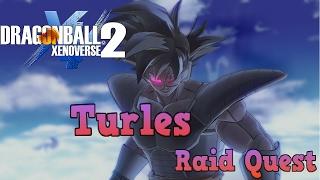 Dragon ball xenoverse 2  XB1   Turles Raid quest
