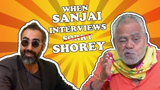 FUNNIEST INTERVIEW EVER | ft. Sanjai Mishra & Ranvir Shorey