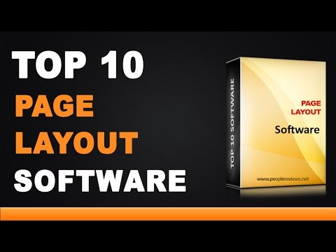 Best Page Layout Software - Top 10 List