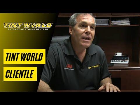 Car Wash Franchise - Tint World's Clientele