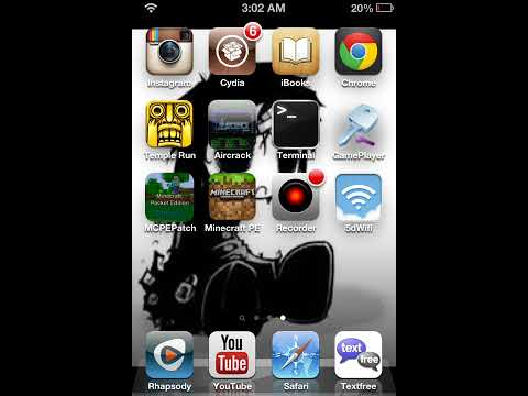 How to Crack WEP Wifi on an IPod Touch