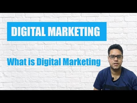 What is Digital Marketing? - Digital Marketing Introduction in Detail