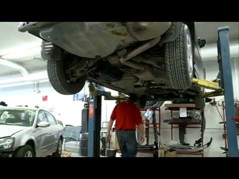 Thieves cash in stolen car parts