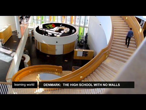 School with no walls: Teaching in open learning environments in Denmark (Learning World: S5E41, 3/3)