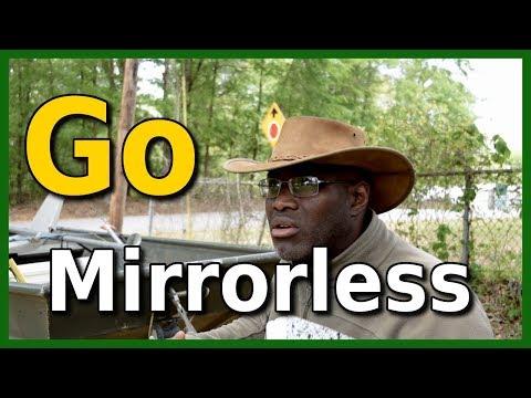 Best Cameras for Fishing Videos | Mirrorless
