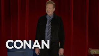 Conan Welcomes His First Live Audience To Largo - CONAN on TBS