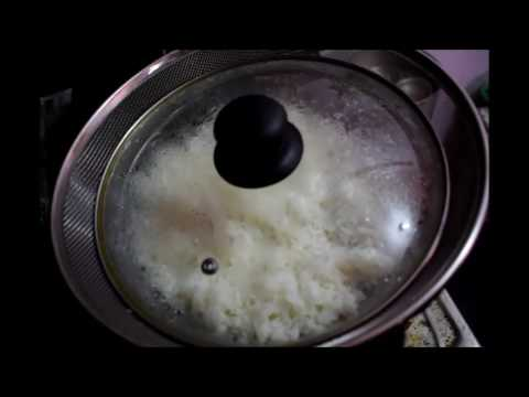 DIYTIP:How To REHEAT LEFTOVER RICE WITHOUT OVEN||How to reheat leftoverrice||Reheating Leftover rice