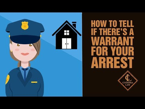 Criminal Defense Attorney: How To Tell If There's a Warrant for Your Arrest