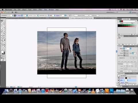 Illustrator CS5.1 Tutorial - Working with Color