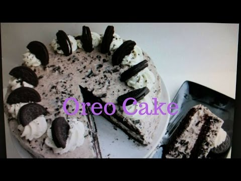 Don't  miss  how  to  make  Oreo  Biscuits  cake  in 5 minutes